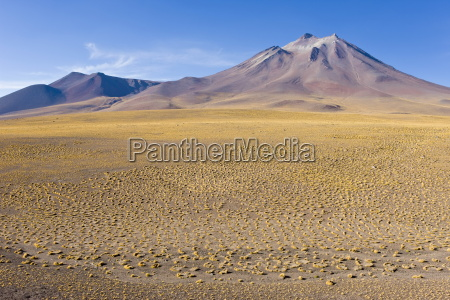 the altiplano at an altitude of