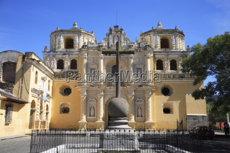 merced church antigua unesco world heritage