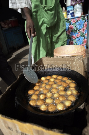tamiyya being prepared in dongola sudan