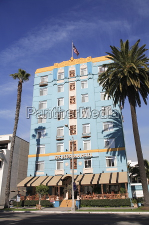 art deco georgian hotel ocean avenue