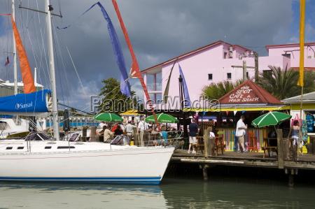 heritage quay st johns antigua island