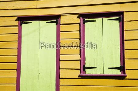 wooden house st johns city antigua
