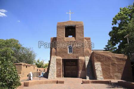 san miguel mission church oldest church