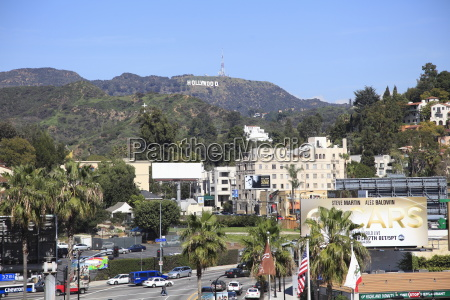 oscars billboard hollywood sign hollywood los
