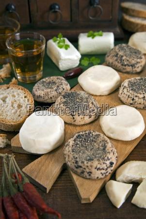 maltese, goat, cheese, (gbejnjet), , malta, , europe - 20740285