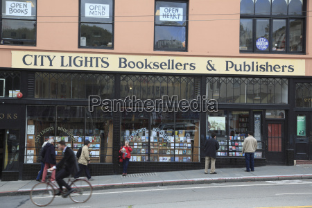 city lights booksellers a beat generation