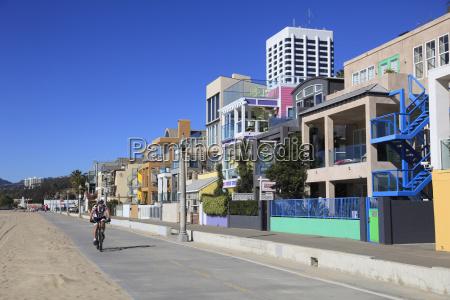 the strand beach houses santa monica