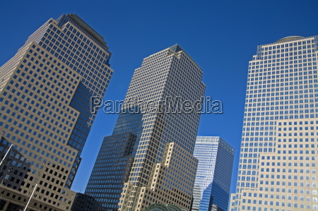 world financial center lower manhattan new