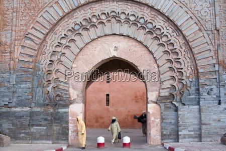 bab agnaou bab er rob marrakech
