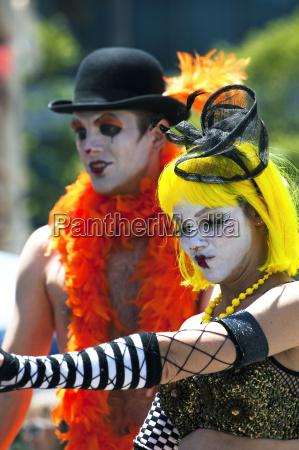 lesbian gay bisexual transgender pride parade