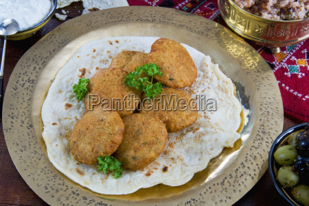 falafel a deep fried balls or
