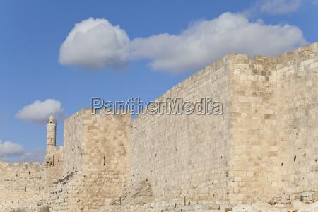 citadel tower of david old city