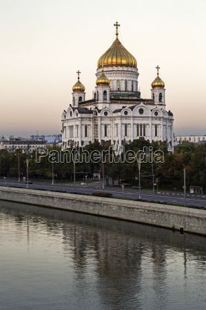 cathedral of christ the saviour and