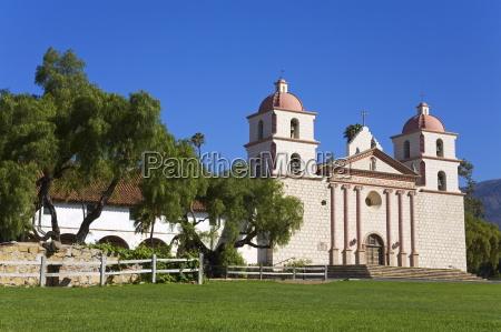old mission santa barbara santa barbara