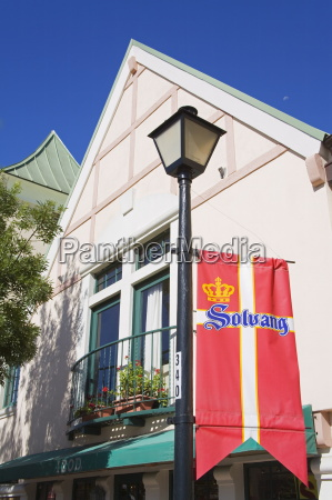 danish flag solvang santa barbara county
