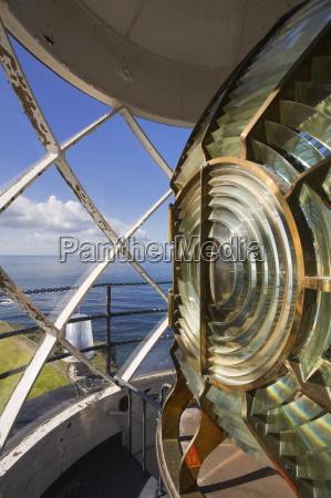 point vincente lighthouse lens palos verdes
