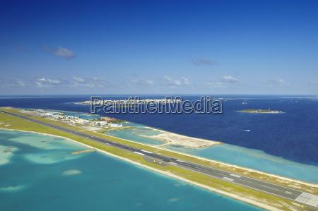 male international airport and male maldives