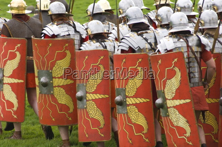 roman soldiers of the ermine street