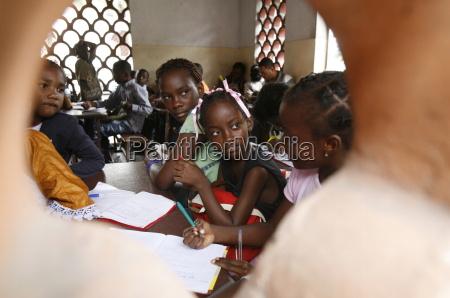 religious study brazzaville congo africa