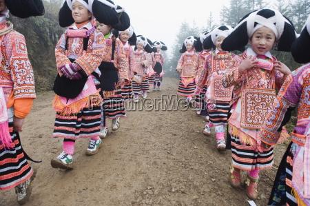 long horn miao lunar new year