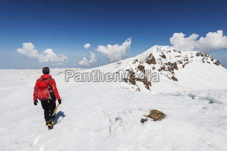 mount aragats 4090m highest mountain in