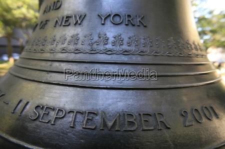 september 11 memorial bell offered to
