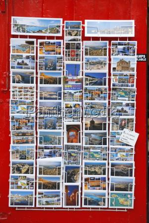 malta postcards st julian malta europe