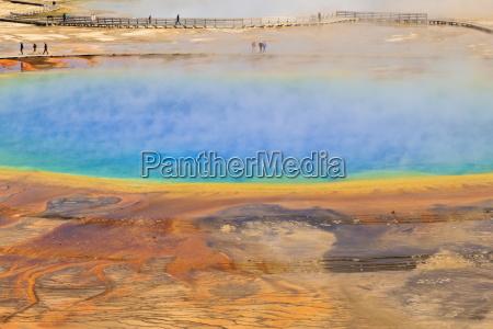 visitors steam and vivid colours grand