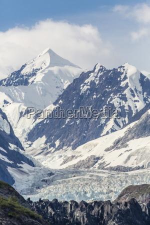 johns hopkins inlet fairweather range glacier