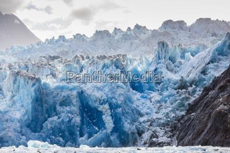 south sawyer glacier tracy arm fords