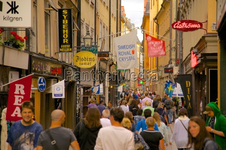 gamla stan stockholm sweden scandinavia europe