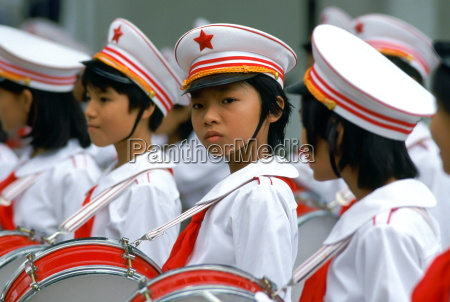 youth band in canton china