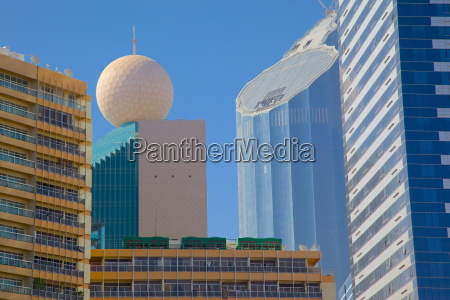 contemporary architecture abu dhabi united arab