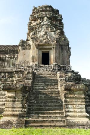 corner tower of the bakan level