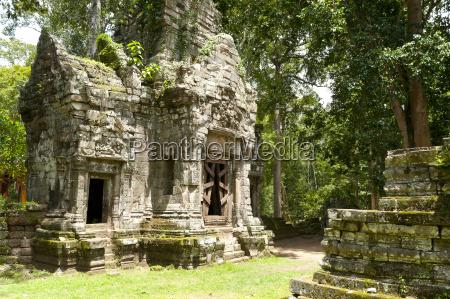 angkor thom unesco world heritage site