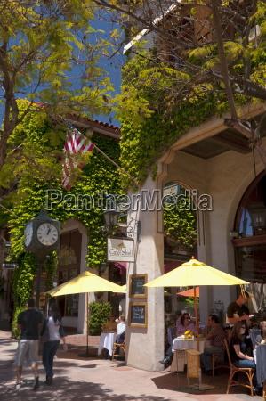 state street santa barbara california united