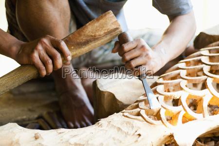 carpenter hoi an vietnam indochina southeast