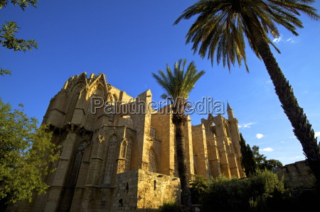 lala mustafa pasha mosque st nicholas