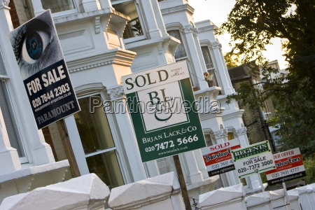 for sale and sold signs west