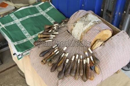 tools for lace making anuradhapura