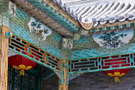 bamboo design at bat hall the