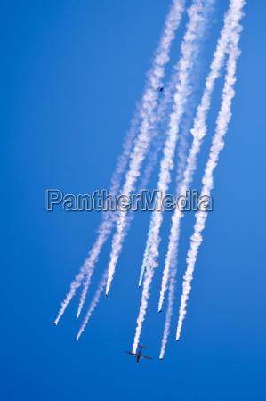 raf falcons freefall parachute team taking