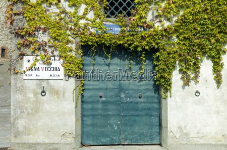 vigna vecchia factory for chianti classico