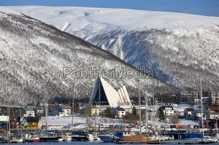 the arctic cathedral lutheran christian known