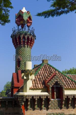 belvedere tower tourist attraction el capricho