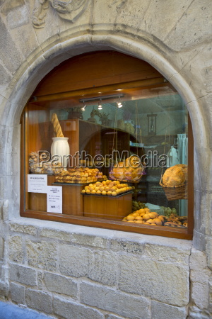food shop selling artisan bread and