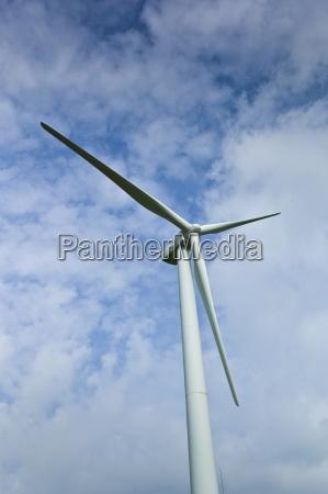 wind turbine at airtricity richfield wind