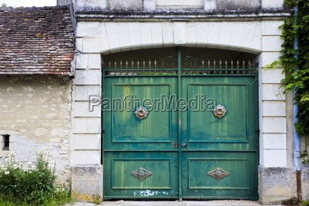 traditional period property in the loire
