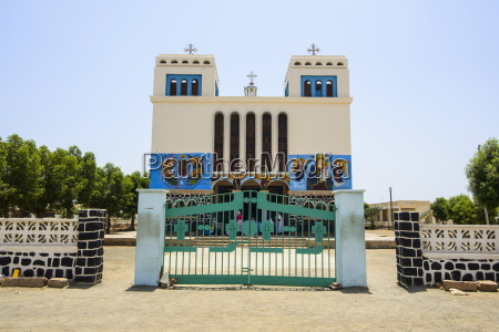 orthodox church in massawa eritrea africa
