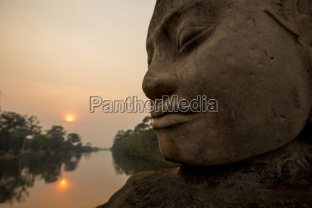 faces of deva and asuras southern